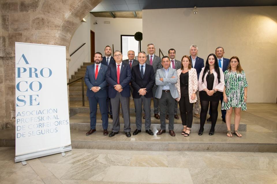 APROCOSE analiza los retos del sector a través de la opinión de las principales aseguradoras