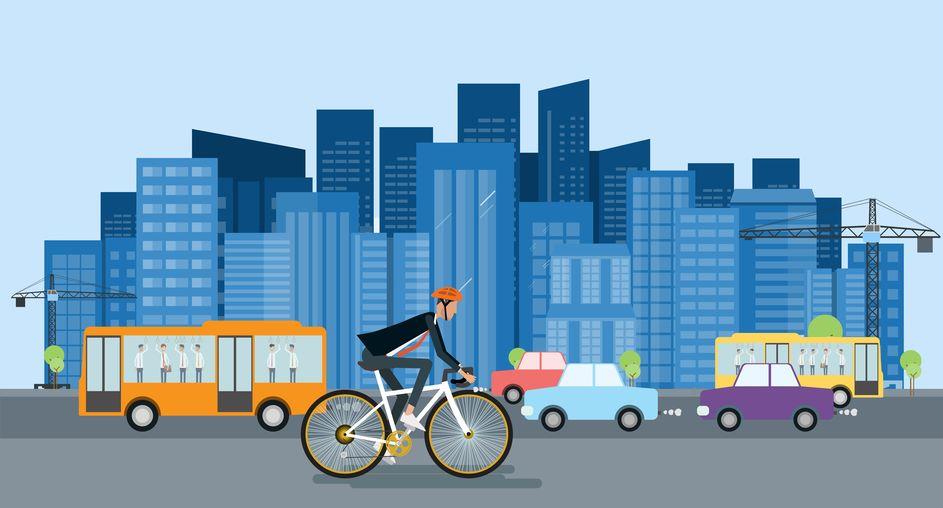Cómo adelantar a un ciclista de forma segura