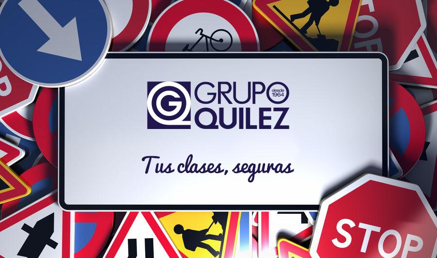 Grupo Quílez abre su autoescuela de Villar con todas las garantías